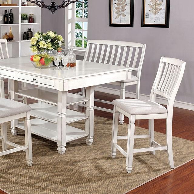 Kaliyah - Counter Ht. Table