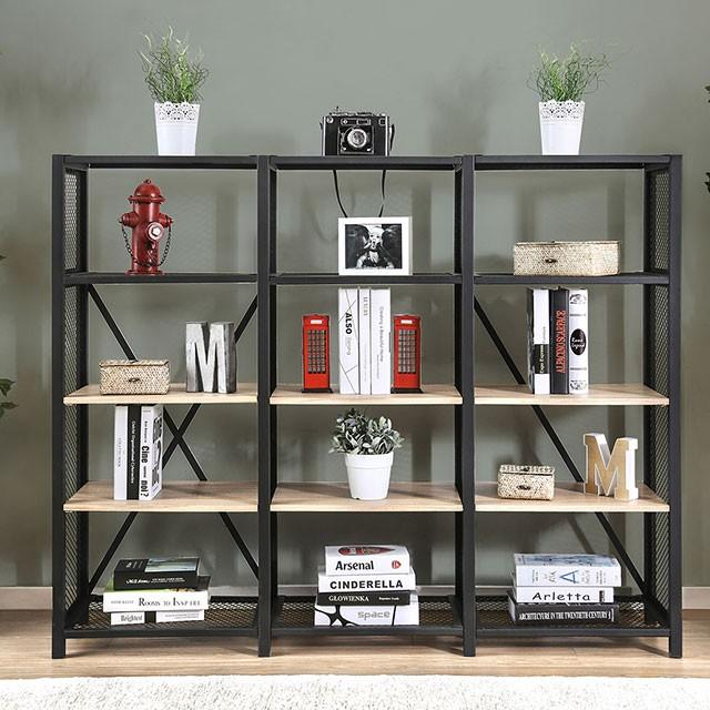 Segovia - 4-Tier Shelf