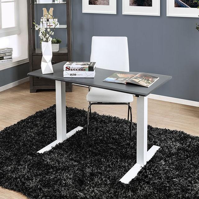 Hedvig - Adjustable Ht. Desk Small