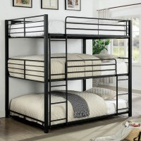 Olga I - Full Triple Decker Bed