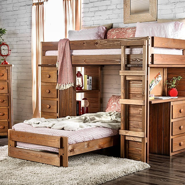 Beckford - Twin/Twin Loft Bed