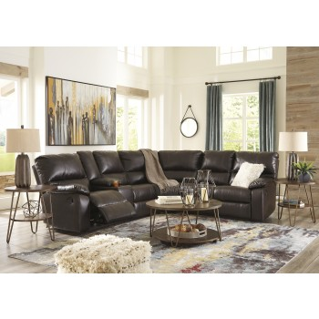 34001- Warstein-Chocolate-reclining-sectional