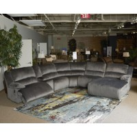 36505 -Clonmel-Charcoal-reclining-sectional-with-chaise