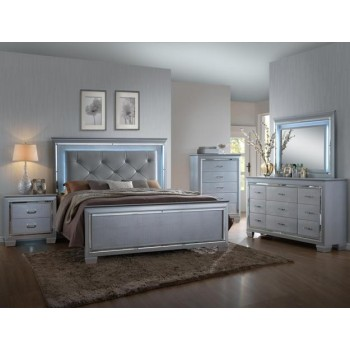 Lillian 5 piece Bedroom Group