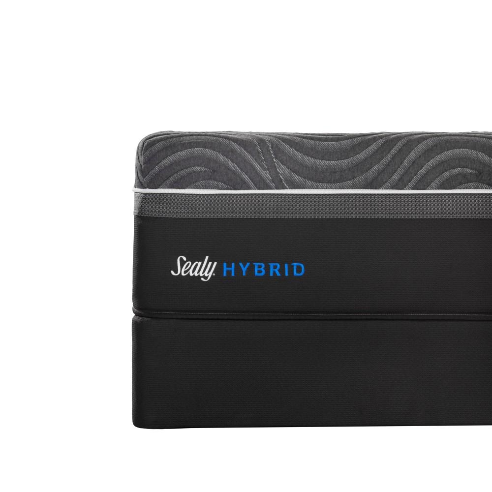 Sealy Hybrid Silver Chill Plush