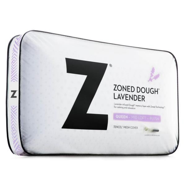 MALOUF KING Lavender Zoned Dough®
