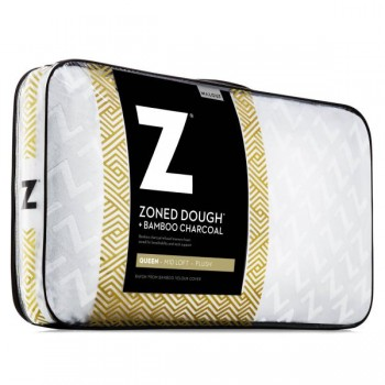 MALOUF QUEEN Zoned Dough® + Bamboo Charcoal