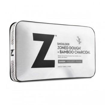 MALOUF QUEEN Shoulder Zoned Dough® + Bamboo Charcoal