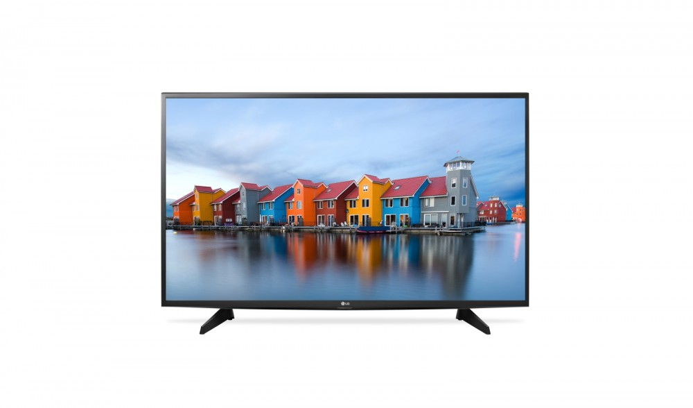 LG Full HD 1080p Smart LED TV - 43