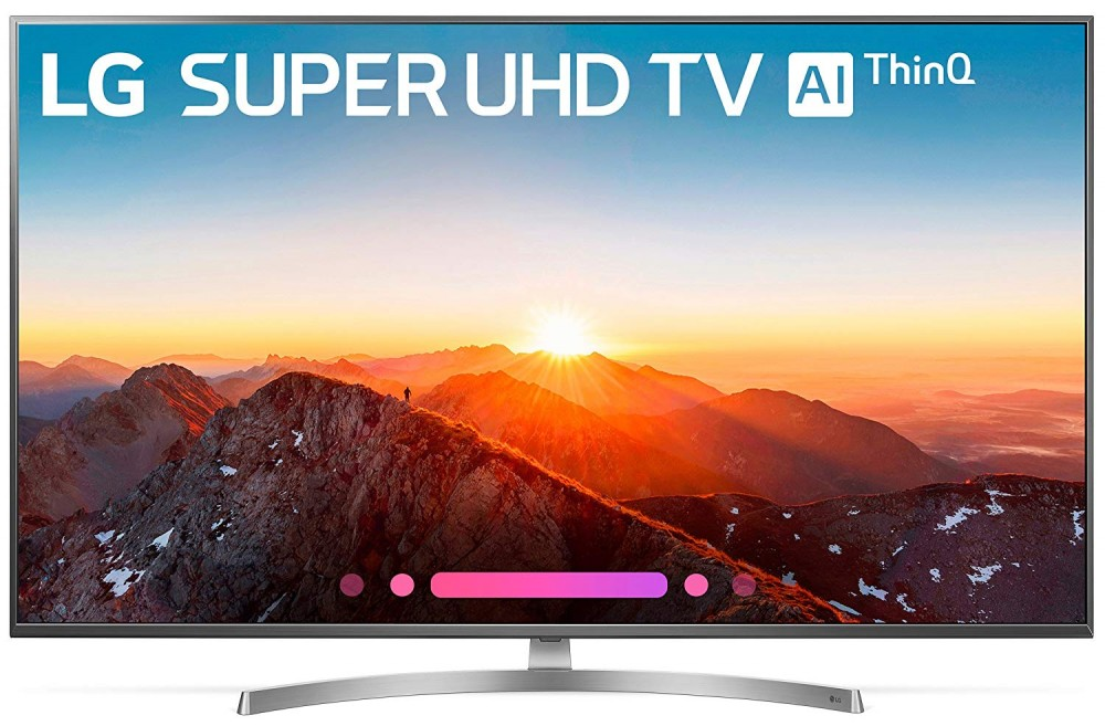 LG Electronics 55-Inch 4K Ultra HD Smart LED TV