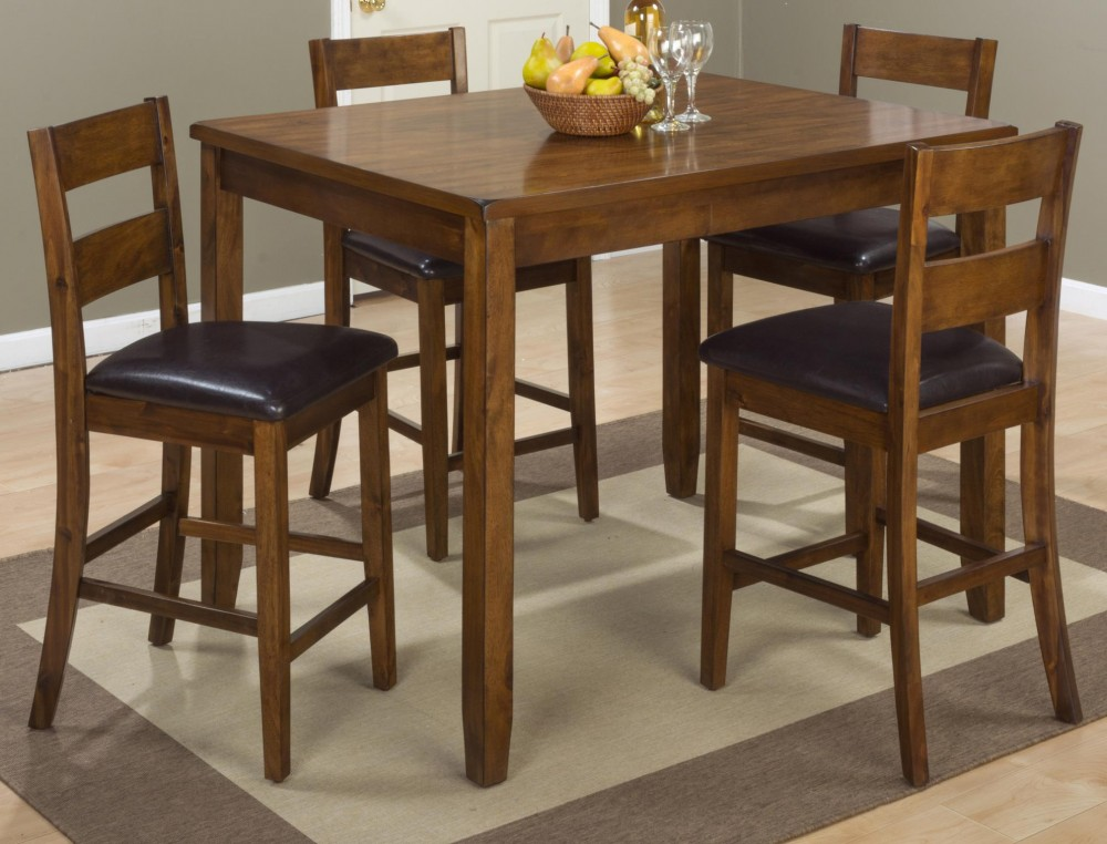 Plantation 592 5PC Counter Height Dinette