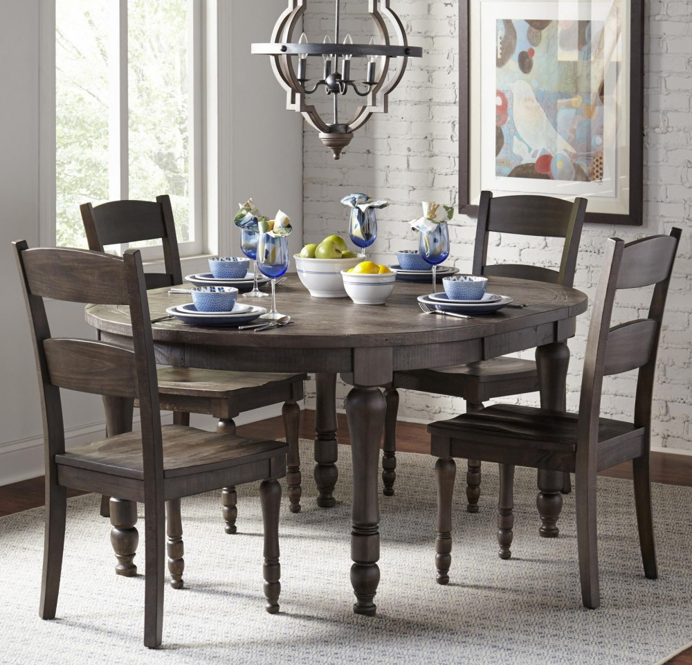 Madison County 1700-66 5PC Dinette