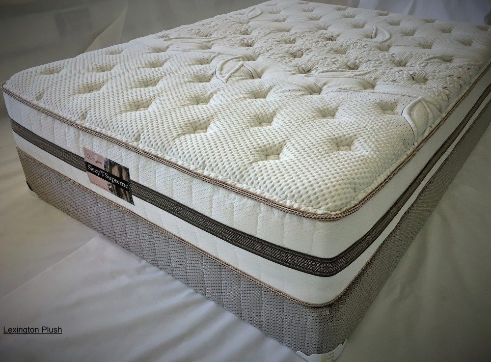 Lexington Plush Mattress