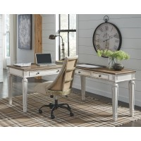 Realyn - Realyn 2-Piece Home Office Desk