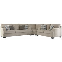 Dorsten - Dorsten 3-Piece Sectional