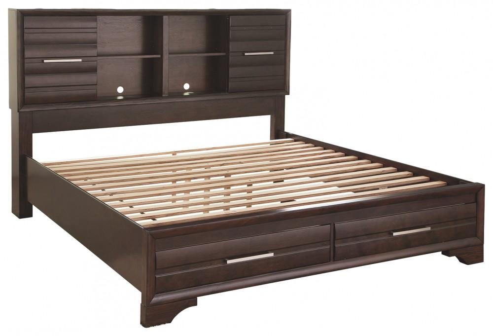 Andriel Queen Storage Bed
