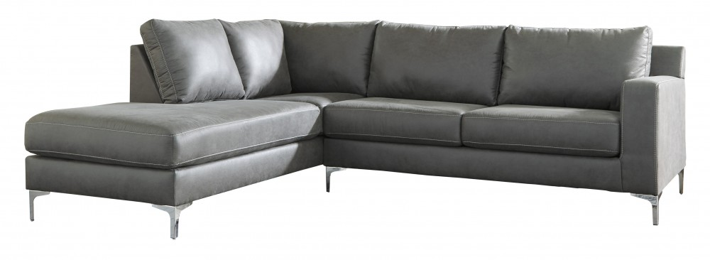 Ryler - Ryler 2-Piece Sectional with Chaise