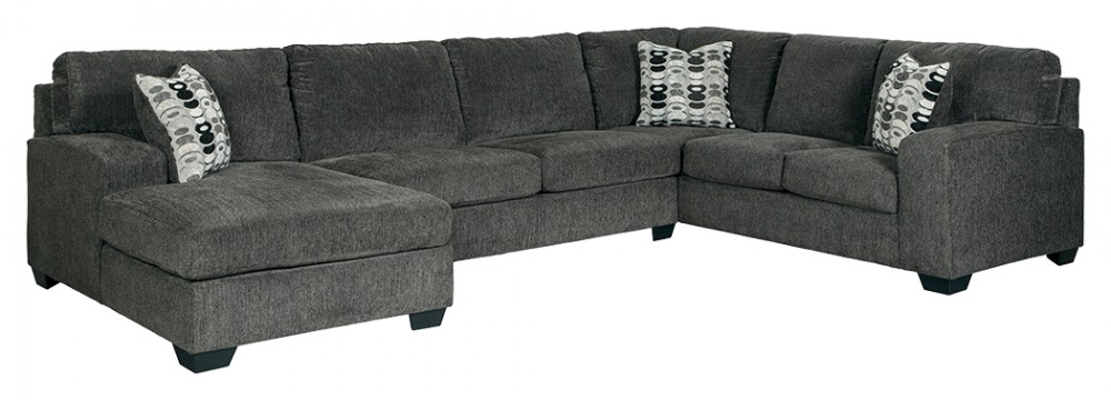 Ballinasloe - Ballinasloe 3-Piece Sectional with Chaise