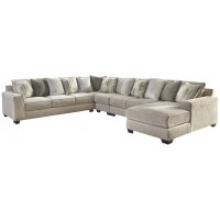 Ardsley - 5-Piece Sectional with Chaise