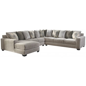 Ardsley - 4-Piece Sectional with Chaise