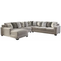 Ardsley 4-Piece Sectional with Chaise