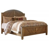 Colestad Queen Panel Bed