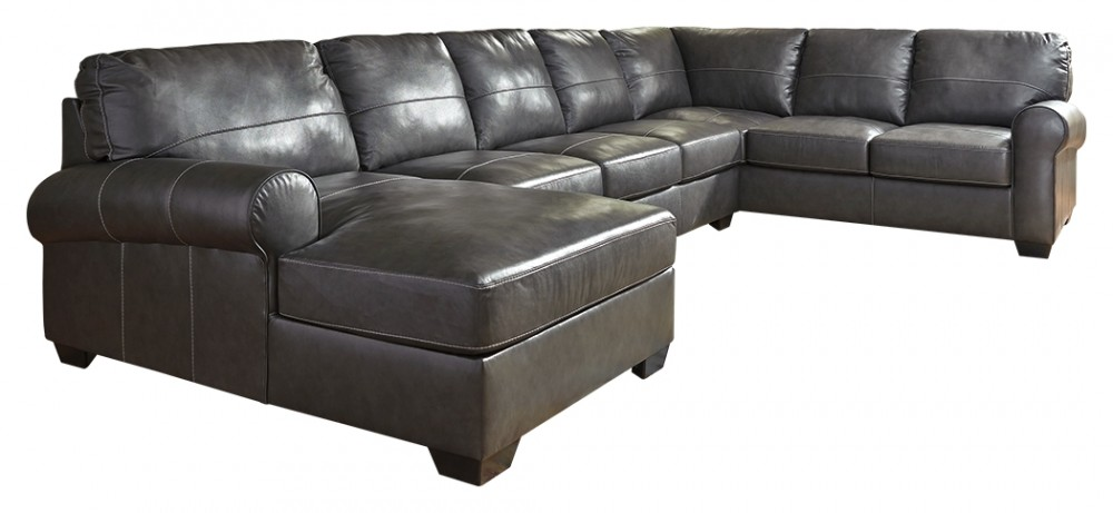 Norphlet 3-Piece Sectional with Chaise