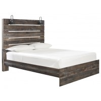 Drystan - Queen Panel Bed