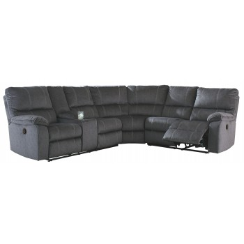 Urbino - 3-Piece Reclining Sectional