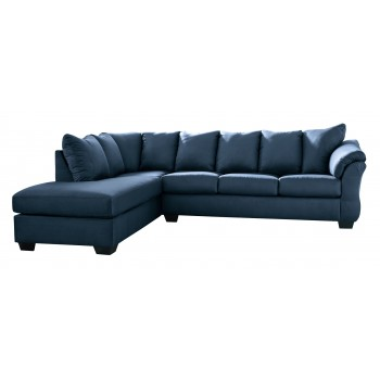 Darcy - Darcy 2-Piece Sectional with Chaise