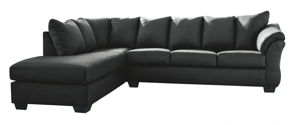 Darcy 2 Piece Sectional With Chaise And Sleeper 75008s3