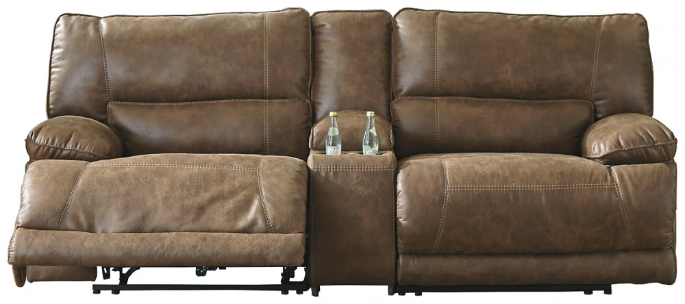 Thurles - Thurles 3-Piece Reclining Sectional with Power