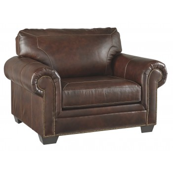 Roleson - Brown - Chair and a Half