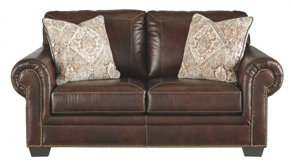 Roleson - Brown - Loveseat