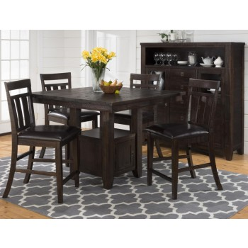 Kona Grove 705-48 5PC Counter Height Dinette