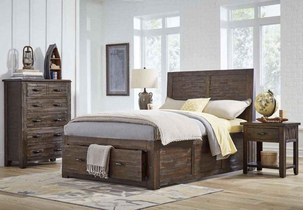 Jackson Lodge 1605-75/76/77 Full Size Bed