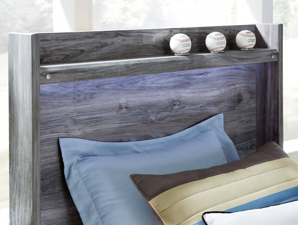 Baystorm - Full Panel Bed