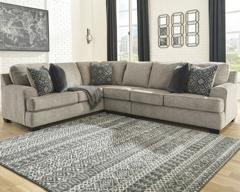 Bovarian - 3-Piece Sectional