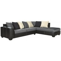 Jacurso - 2-Piece Sectional with Chaise
