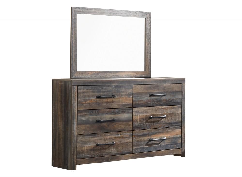 Drystan - Drystan Dresser and Mirror