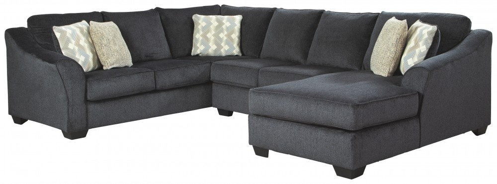 Eltmann 3-Piece Sectional with Chaise | 41303S6/17/34/48 | Sectional ...