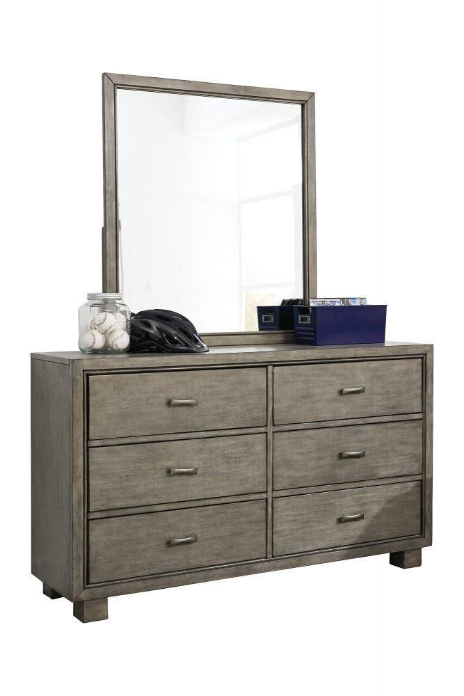 Arnett - Dresser and Mirror