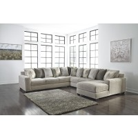 Ardsley - Ardsley 4-Piece Sectional with Chaise