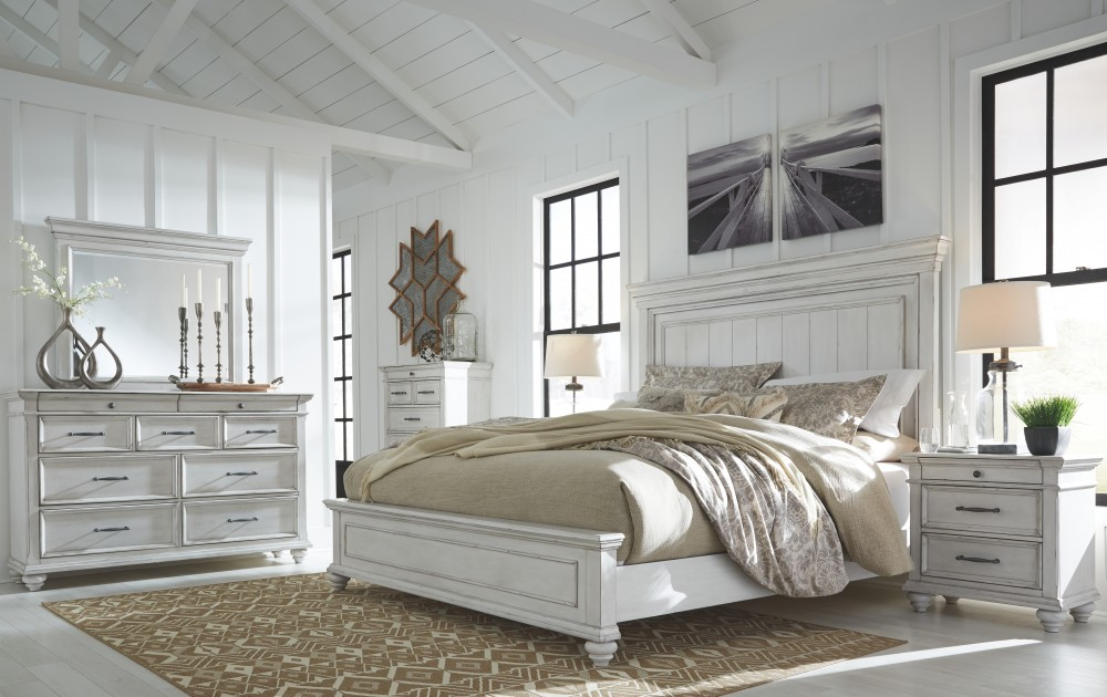 Kanwyn - Kanwyn California King Panel Bed