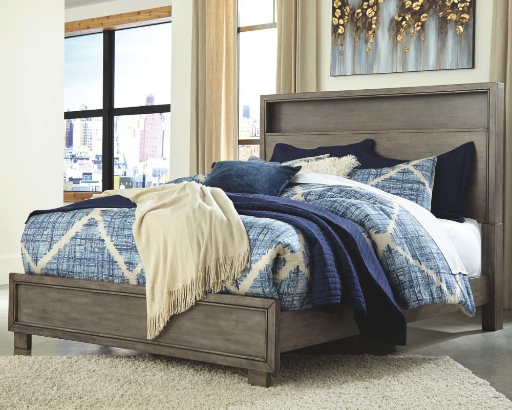 Arnett - Queen Bookcase Bed