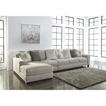 Ardsley - Ardsley 3-Piece Sectional with Chaise