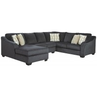 Eltmann - 3-Piece Sectional with Chaise