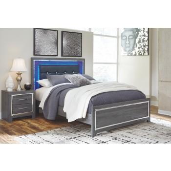 Lodanna - Queen Panel Bed