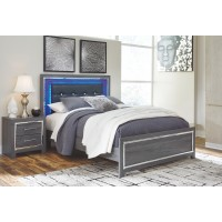 Lodanna - Queen Panel Bed