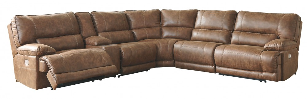 Thurles - 6-Piece Power Reclining Sectional